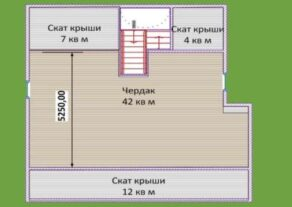 proekt-doma-9-h-11-cherdachnoe-pomeshhenie-397x281