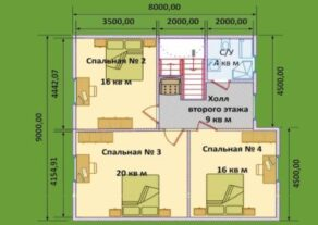proekt-doma-9-h-11-planirovka-2-jetazha-variant-s-sanuzlom-397x281